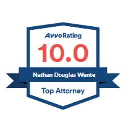 AVVO rating 10 top attorney